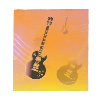 Flying High Guitars Notepad