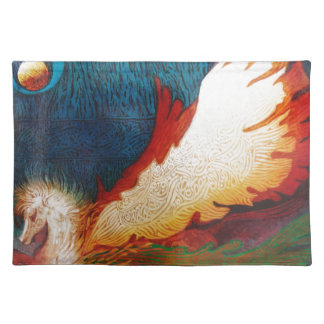 Flying Horse 2 Placemat