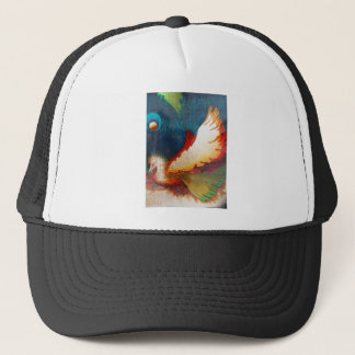 Flying Horse 2 Trucker Hat