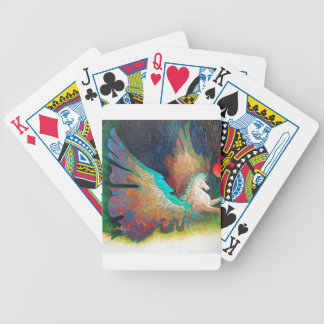 Flying Horse Bicycle Playing Cards