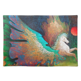 Flying Horse Placemat