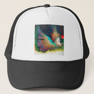 Flying Horse Trucker Hat