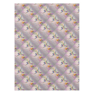 Flying Hummingbird Tablecloth