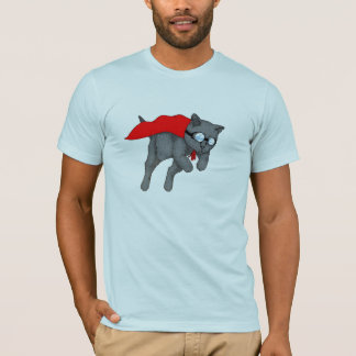 Flying Kittehcolor T-Shirt