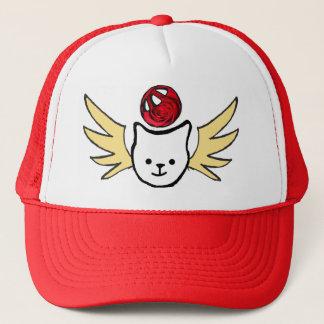 flying kittens trucker hat