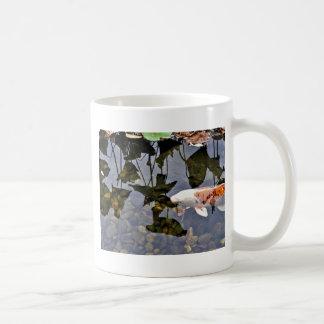 Flying Koi Coffee Mug