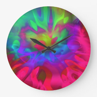 Flying Large Clock