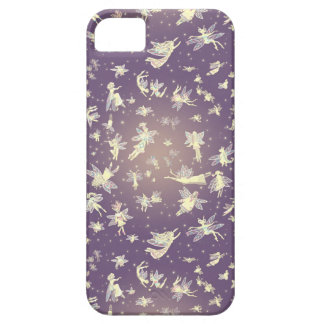 Flying Light Faeries Pattern iPhone 5 Cases
