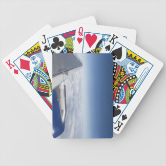 Flying Like A Bird Bicycle Playing Cards