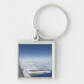 Flying Like A Bird Keychain