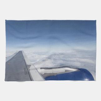 Flying Like A Bird Kitchen Towel