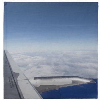 Flying Like A Bird Napkin