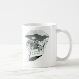 Flying Machine Coffee Mug