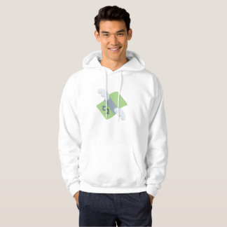 flying money emoji mens hoodie hooded sweatshirt