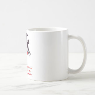 flying monkey coffee mug