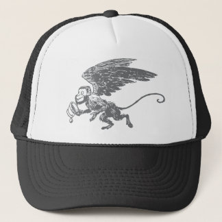 Flying Monkeys Fairy Tale Fantasy Creature Trucker Hat