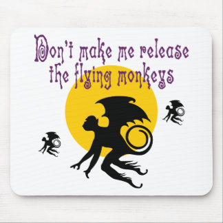 Flying Monkeys Mousepad