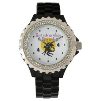 Flying Monkeys Wristwatch