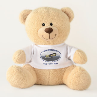 Flying Moose Aviation de Havilland DH3-C Otter Teddy Bear