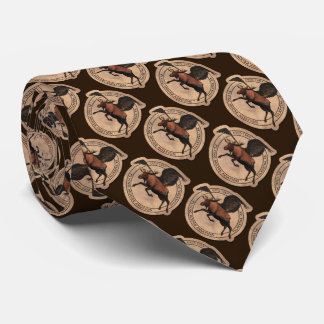 Flying Moose Aviation Patch Tie