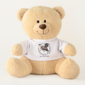 Flying Moose Aviation Teddy Bear