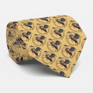 Flying Moose Aviation Tie