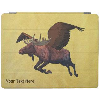 Flying Moose iPad Cover