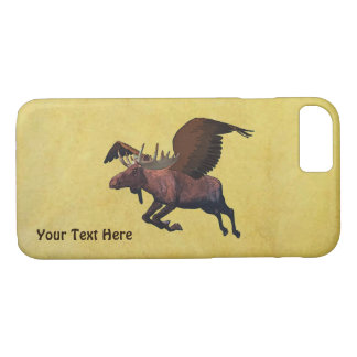 Flying Moose iPhone 7 Case
