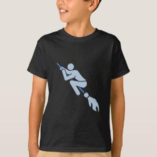flying on the magic broom T-Shirt