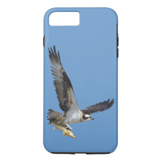 Flying Osprey with Fish iPhone 8 Plus/7 Plus Case