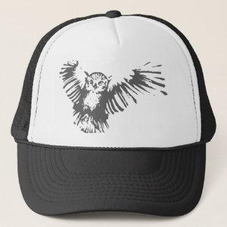 Flying Owl Trucker Hat