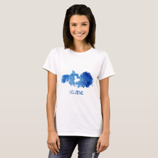 Flying Pig-Believe T-Shirt