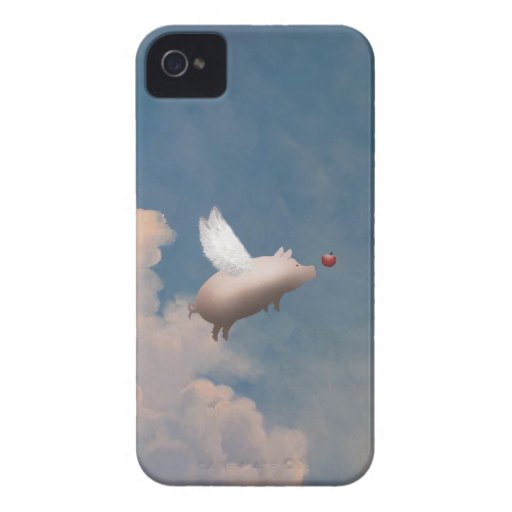flying pig blackberry bold covers