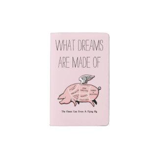 Flying Pig Cuts Pocket Notebook