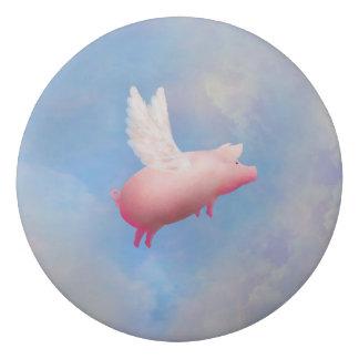 Flying Pig Eraser