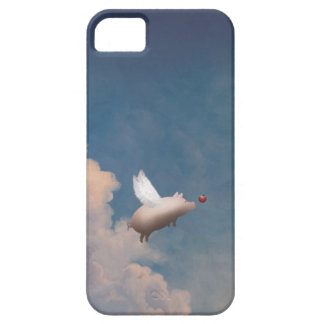 flying pig iPhone 5 cover