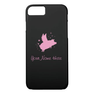 Flying pig iPhone case-Customize with your name iPhone 8/7 Case