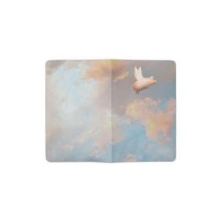 flying pig notebook