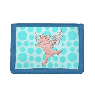 Flying Pig Wallet