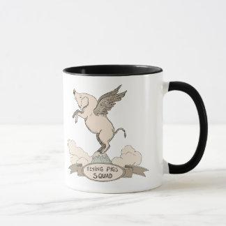 Flying Pigs Squad Mug