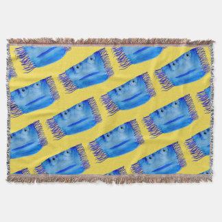 Flying Rug Throw Blanket