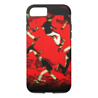 Flying Scooter Mania - Stunt Scooter Tricks iPhone 8/7 Case