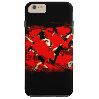 Flying Scooter Mania - Stunt Scooter Tricks Tough iPhone 6 Plus Case