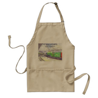 Flying Scotsman Apron