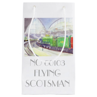 Flying Scotsman Gift Bag
