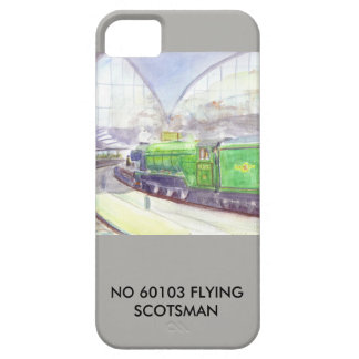 Flying Scotsman Iphone case