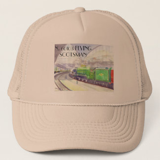 Flying ScotsmanTrucker hat