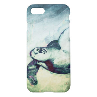 Flying Sea Turtle | iPhone 7/5 Galaxy S5/S4 Cases