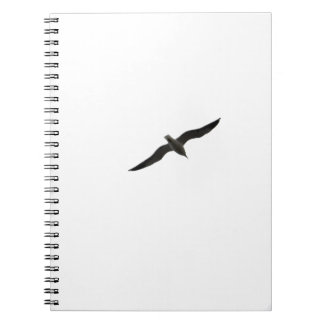 Flying Seagull Notebook
