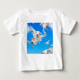 FLYING SHEEP 2 BABY T-Shirt